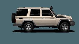 LandCruiser 70 GXL