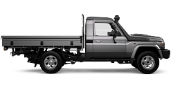 LandCruiser 70 GX